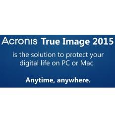 Acronis True Imag Adv Sub 5Comp + 250GB Cloud + 1Y