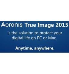 Acronis True Image 2018 - 3 Computers - elektronická verze