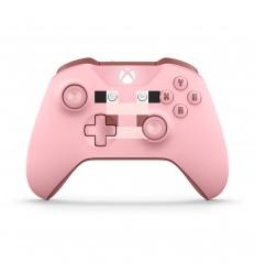 XBOX ONE - Bezdrátový ovladač Xbox One S Minecraft Pig [Turlock]