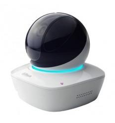 Otočná PT domácí IP kamera 3Mpix, 1/3 palce CMOS, f rovná se 3,6mm, H264, uSD, WiFi, mikrofon+repro, IR&lt10m