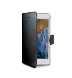 Pouzdro typu kniha Wallet Nokia 3, černé