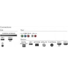 "Philips 55"" LED 55PUS6162,4K UHD, DVB-T2/C/S2,WiFi"