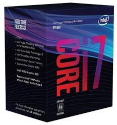 CPU INTEL Core i7-8700 (3.2GHz, 12M, LGA1151)
