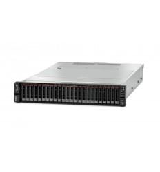 ThinkSystem SR650 Rack/3104/1x8GB/no disk/1x750W/SFF