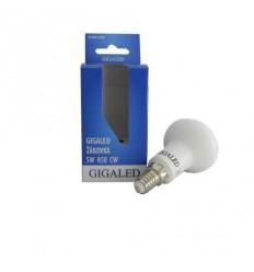 GIGALED žárovka R50,240V,5W,420lm,5500-6000K