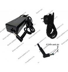 Nabíjecí adaptér pro notebook Dell 19,5V 4,62A 90W konektor 4,5mm x 3,0mm