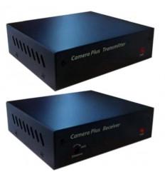 Rozšíření kapacity existujícího koax. vedení na tři kamery, pár zařízení