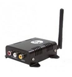 Bezdrátový přenos video+stereo audio, 5,8GHz, přijímač, 1 kanál, 16 frekvencí