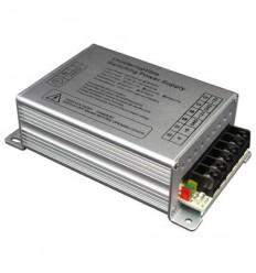 Zdroj, 13,8V DC, 2 porty 1A a 4A, 60W, na zeď/vestavba, zálohovatelný baterií