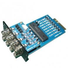 8x video-in karta pro 2U matrix šasi MRVX-264