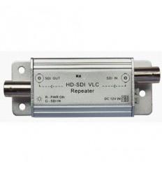 HD-SDI/EX-SDI zesilovač/extender, dlouhý dosah, přes 300m na RG59, 500m na RG6, přijímač