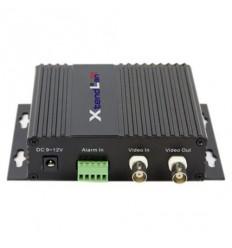 Automatická řídící jednotka, přidává každé PTZ kameře autotracking, cruise, parkování a 4x sensor