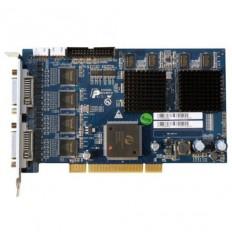 LANVision, 16 kanálů, záznam plný PAL(D1), realtime, komprese H.264, 16x audio,2x VGA,2x TV-doprodej