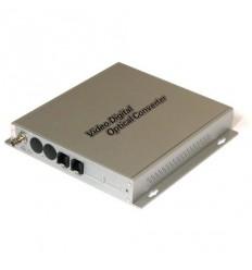 Optický konvertor, 2x telefonní linka, FXO - FXS, cena za pár