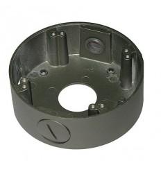 Stropní odsazení pro povrchovou montáž kamery řady DOME120, HDC-DOME120, tmavě šedá barva