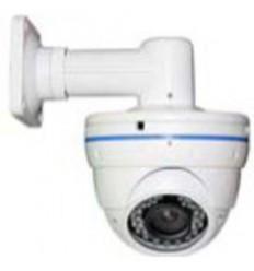 Stěnový držák pro kamery řady DOME93, bílá barva