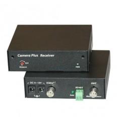 Rozšíření kapacity existujícího koax.vedení o přenos RS485, pár zařízení, dlouhý dosah