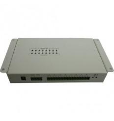 Poplachový box 8xDI, 8x DO, externí modul, ovládání RS485/RS232