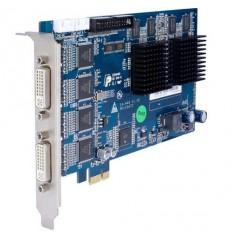 LANVision, 16 kanálů, záznam plný PAL(D1), realtime, H.264, 16x audio,2xVGA,2xTV, PCI-E -doprodej