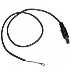 Napájecí kabel/pigtail s jedním napájecím konektorem (2,1mm samec) pro kamery, 50cm