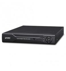 HDVR-1630, hybridní rekordér, kamery 16x D1/960H nebo až 16x IP, VGA/HDMI, 1x HDD, USB, ONVIF