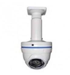 Stropní držák pro kamery řady DOME93, bílá barva, 20cm odsazení od stropu
