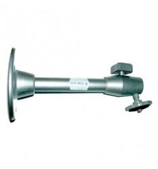 Držák na kameru, vnitřní, s kloubem, kovový, průchod kabelu nohou držáku, 152mm