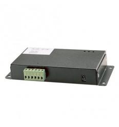 RS-485/RS-485 protokol konvertor, mění typ a rychlost logické vrstvy, svorkovnice