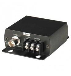 Přepěťová ochrana napájení a video portů v jednom, BNC+svorkovnice, zemnící vodič