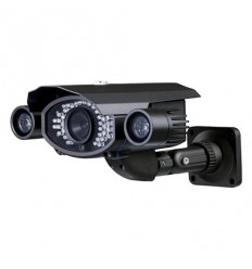 AHD kamera,Sony 2,43Mpix,1/2.8 palce , 0.1lux, 6-22mm, autoiris, OSD, ICR,venkovní, IR na 80m