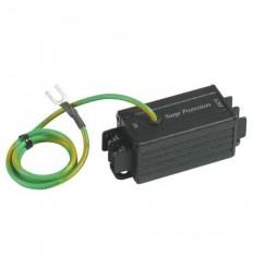 Přepěťová ochrana napájení do 40V AC/ 56V DC, 2A, svorkovnice, zemnící vodič