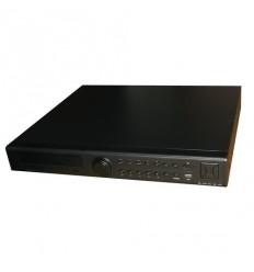 DVR 16x AHD/PAL, 2Mpix@12fps, 16xAudio, 4xSATA, LAN, HDMI+VGA, IO, CZ