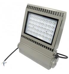 LED reflektor, 80W,8800lm, CW, tenký