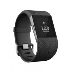 Fitbit Surge, Small - Black