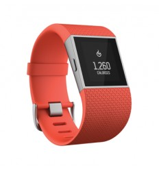 Fitbit Surge, Small - Tangerine
