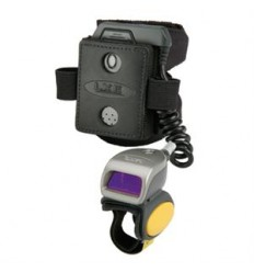 Honeywell 8650 Scanner BT/laser/batt/2straps