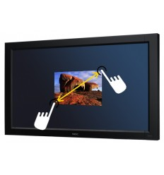 "32"" LCD NEC V-Touch 3230w OU,opt,DVI, HDMI, USB"