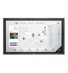 """55"""" LED NEC P553 SST-FHD,SPVA,700cd,rep,24/7,touch"""
