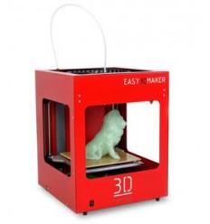 3D Factories EasyMaker červená 0,5 mm
