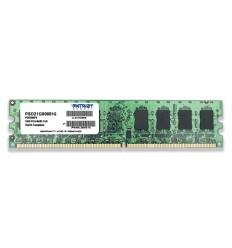 1GB DDR2 800MHz Patriot CL6 SR