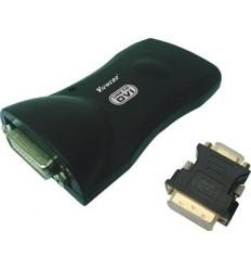 USB 2.0 adapter na DVI + VGA (pro až 6 monitorů) H