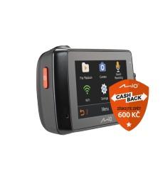 "MIO Kamera do auta MiVue 658 Touch, Wifi, LCD 2,7"""