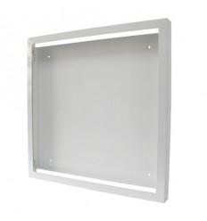 Instalační rám pro LED panel 600x600 - bílá barva