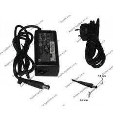 AC Adapter pro Hp/compaq 18.5V 3.5A , konektor 7,4x 5.0 PA-1650