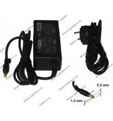 AC Adapter pro ACER 19V 3.42A , konektor 5,5x1,5 PA-1650-02