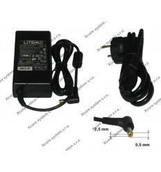 AC Adapter pro ACER 19V 4,74A konektor 5.5x2.5 PA-1900-04 90W PA-1900-04