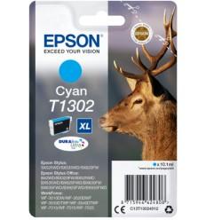 Epson Singlepack Cyan T1302 DURABrite Ultra Ink