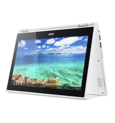 "Acer Chromebook Spin R 11 - 11,6T""/N3160/4G/64GB/Chrome bílý"