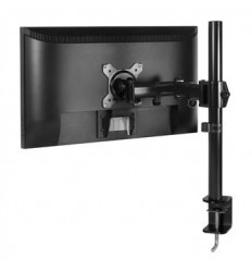 ARCTIC Z1 Basic–Single Monitor Arm in black colour
