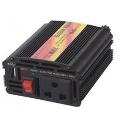 Měnič napětí Carspa CAR200U-12, 12V/230V+USB 200W modifikovaná sínus